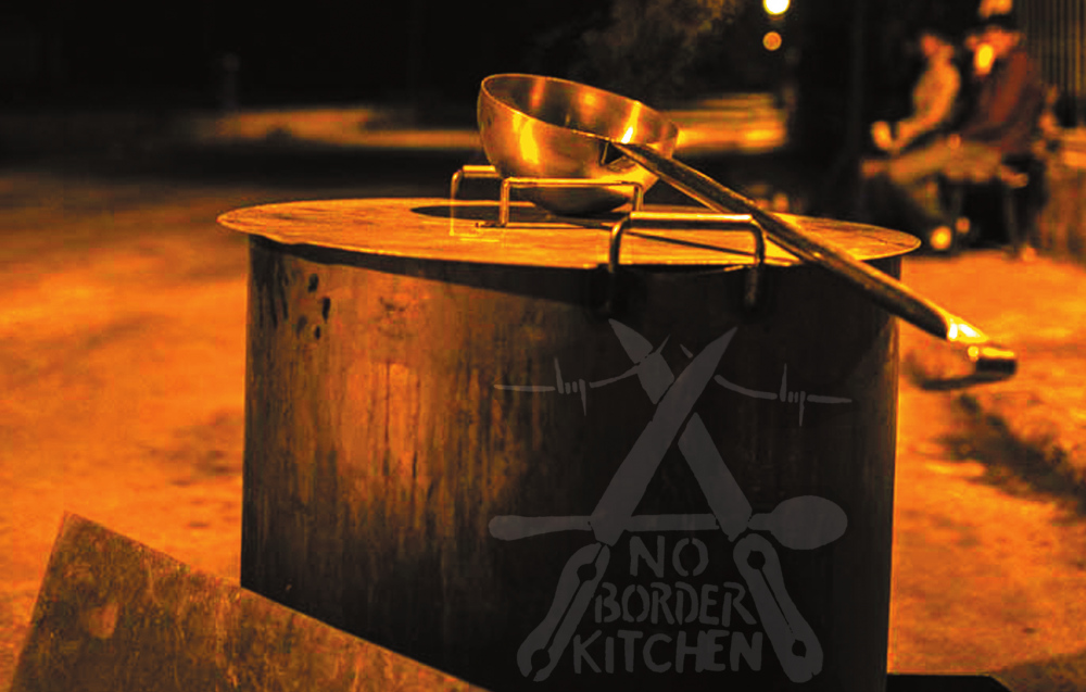 No Border Kitchen Lesvos